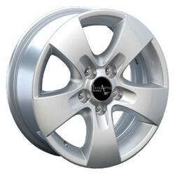 Автомобильный диск Литой LegeArtis SK10 6x14 5/100 ET 38 DIA 57,1 Sil