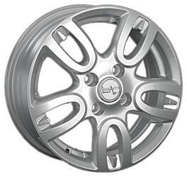 Автомобильный диск Литой LegeArtis GM44 5,5x14 4/100 ET 45 DIA 56,6 Sil