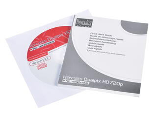 Веб-камера Hercules Dualpix HD for notebooks