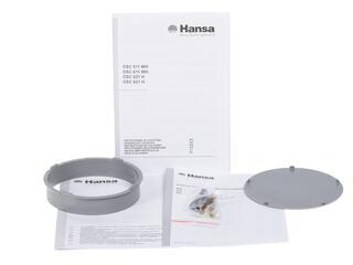 Вытяжка подвесная Hansa OSC 521 H серебристый