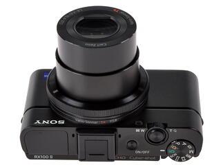 Компактная камера Sony Cyber-shot DSC-RX100 II черный