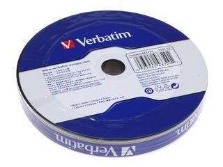 Диск DVD-R 4.7Gb Shrink Wrap  10 шт. (Verbatim) 16x