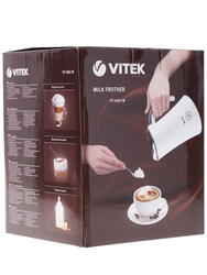 Вспениватель молока Vitek VT-5001 W