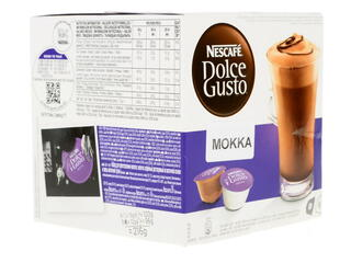 Кофе в капсулах Nescafe DolceGusto Mokka