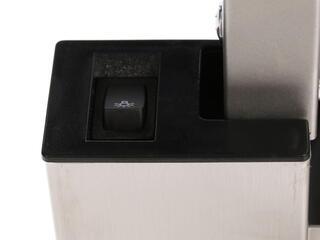 Вытяжка полновстраиваемая KRONAsteel KAMILLA 600 mirror 2M серебристый