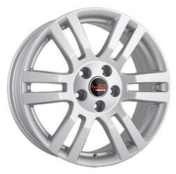 Автомобильный диск Литой LegeArtis RN75 7x17 5/114,3 ET 45 DIA 66,1 Sil