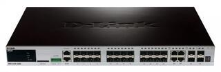 Коммутатор D-Link DGS-3420-28SC24