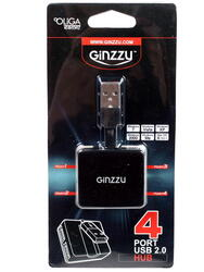 USB-разветвитель GiNZZU GR-414UB