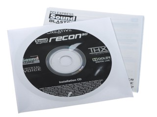 Внутренняя звуковая карта Creative Sound Blaster Recon3D PCIe