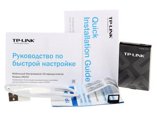 Портативный маршрутизатор TP-LINK M5250