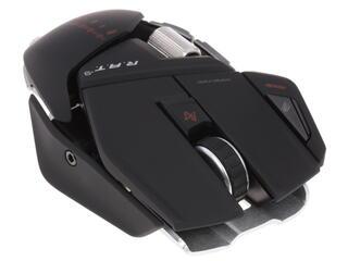 Мышь беспроводная Mad Catz Cyborg R.A.T.9 черный