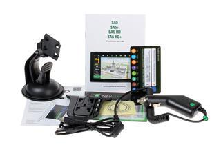 GPS навигатор Lexand SA5+