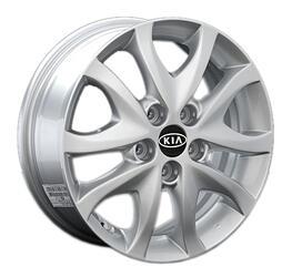 Автомобильный диск Литой Replay KI64 6x16 5/114,3 ET 51 DIA 67,1 Sil