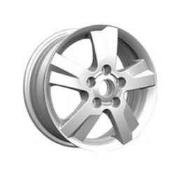Автомобильный диск Литой Replay KI43 5,5x15 5/114,3 ET 41 DIA 67,1 Sil