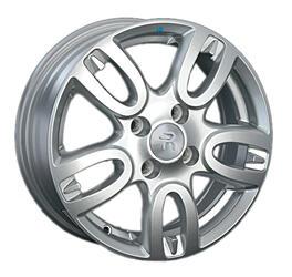 Автомобильный диск литой Replay RN63 6x15 4/100 ET 50 DIA 60,1 Sil