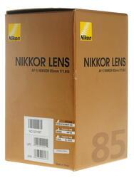 Объектив Nikon AF-S 85mm F1.8 G Nikkor