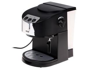 Кофеварка Mystery MCB-5120 серебристый