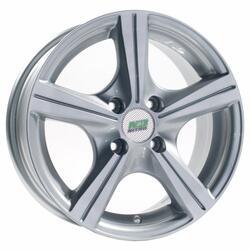 Автомобильный диск Литой Nitro Y146 5,5x13 4/98 ET 35 DIA 58,6 Sil