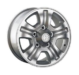 Автомобильный диск литой Replay TY8 8x17 5/150 ET 2 DIA 110,1 Sil