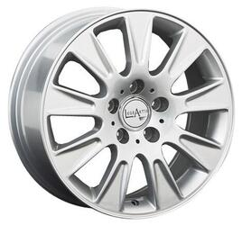 Автомобильный диск Литой LegeArtis MB48 7,5x17 5/112 ET 37 DIA 66,6 Sil