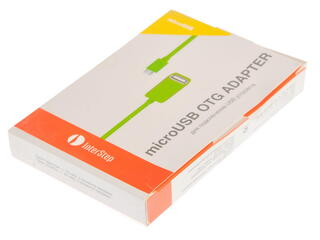 Кабель InterStep micro USB - USB-host