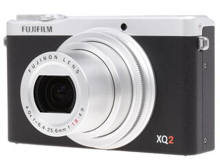 Компактная камера FujiFilm FinePix XQ2 серебристый
