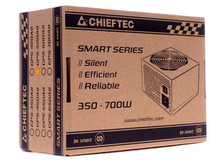 Блок питания Chieftec 500W [GPS-500A8]
