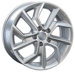 Автомобильный диск литой Replay MI98 6,5x17 5/114,3 ET 46 DIA 67,1 Sil