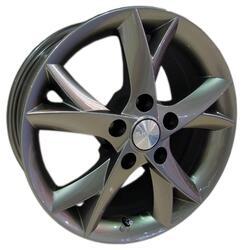 Автомобильный диск Литой Скад Лотос 6,5x16 5/114,3 ET 45 DIA 66,1 Грей