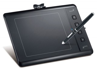 Графический планшет Genius G-Pen M506