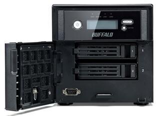 Сетевое хранилище Buffalo TeraStation 5200 TS5200D0402-EU