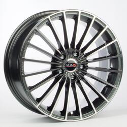 Автомобильный диск Литой MAK Volare 8x18 5/114,3 ET 50 DIA 64,1 Mirror