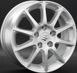 Автомобильный диск литой Replay SZ15 6x16 5/130 ET 57 DIA 71,6 Sil