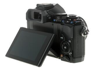 Камера со сменной оптикой Olympus OM-D E-M10 Kit 14-42 mm+40-150 mm
