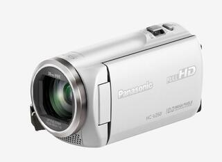 Видеокамера Panasonic HC-V260EE-K белый