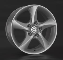 Автомобильный диск Литой Replay MZ1 7x17 5/114,3 ET 55 DIA 67,1 Sil
