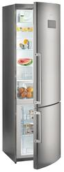 Холодильник Gorenje NRK 6201 MX Серебристый
