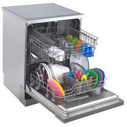 Посудомоечная машина Hansa ZWM 656 IH серебристый