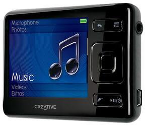 Плеер MP3 Creative ZEN MX 8Gb