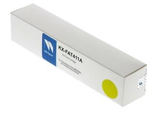 Картридж лазерный NV Print KX FAT411A