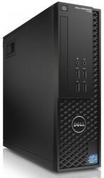 ПК Dell Precision T1700 SFF i7 4770 (3.4)/16Gb/500Gb/K600 1Gb/DVDRW/Win 7 Prof 64/клавиатура/мышь/3yr Basic