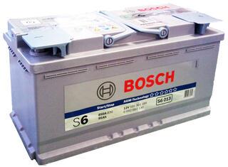 Автомобильный аккумулятор Bosch S6 13