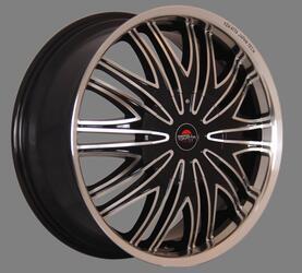 Автомобильный диск Литой Yokatta MODEL-30 8,5x20 5/150 ET 60 DIA 110,3 BKF