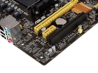 Плата ASUS Socket-FM2+ A58M-E