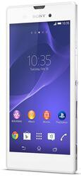 """5.3"""" Смартфон Sony XPERIA T3 D5103 8 ГБ белый"""