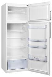 Холодильник с морозильником Candy CTSA 5143W белый