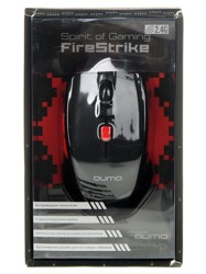 Мышь беспроводная Qumo Spirit of Gaming FireStrike