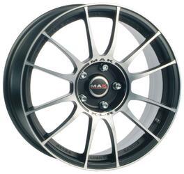 Автомобильный диск литой MAK XLR 7x17 5/112 ET 42 DIA 66,6 Ice Black