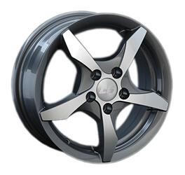 Автомобильный диск Литой LS 138 6,5x15 4/114,3 ET 40 DIA 73,1 GMF