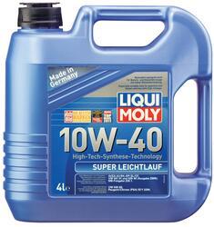 Моторное масло LIQUI MOLY Super Leichtlauf 10W40 1916